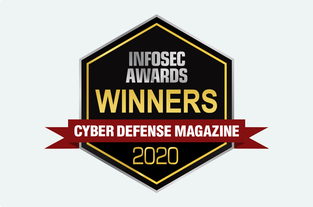 Cyber Defense Magazine Award